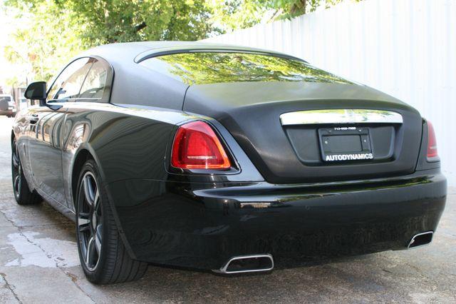 2016 Rolls-Royce Wraith Houston, Texas 5