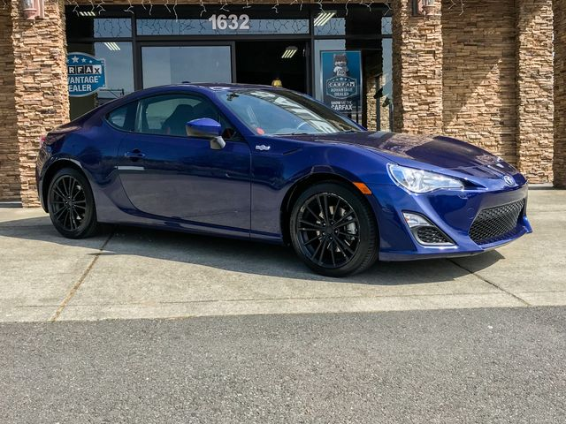 2016 Scion FR-S Release Series CARFAX One-Owner Blue 2016 Scion FR-S Release Series RWD 6-Speed M