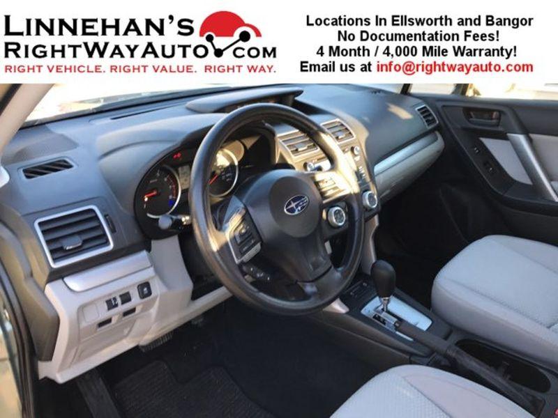 2016 Subaru Forester 25i  in Bangor, ME