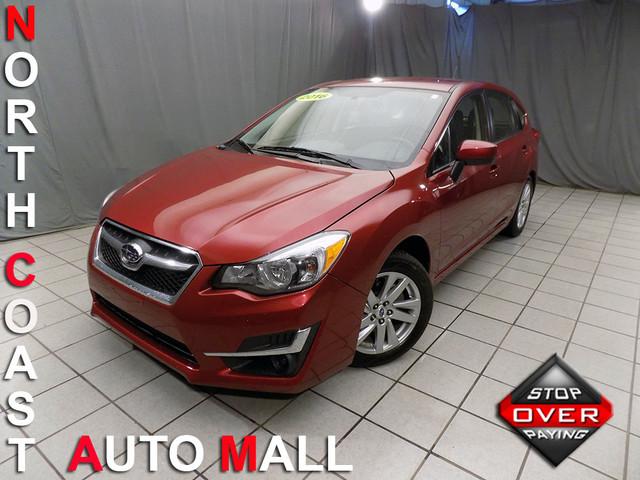 Used 2016 Subaru Impreza, $16493
