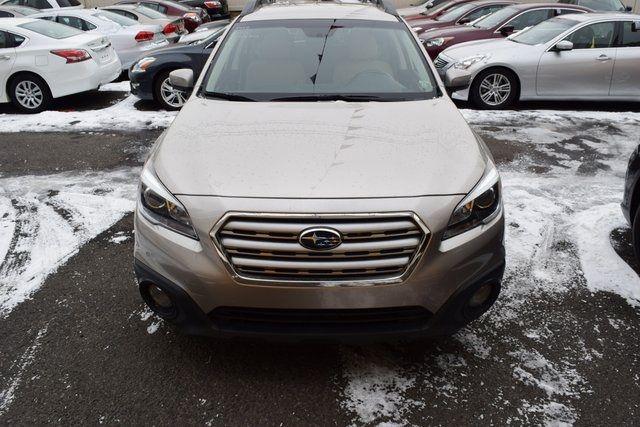 2016 Subaru Outback 2.5i Premium Richmond Hill, New York 2