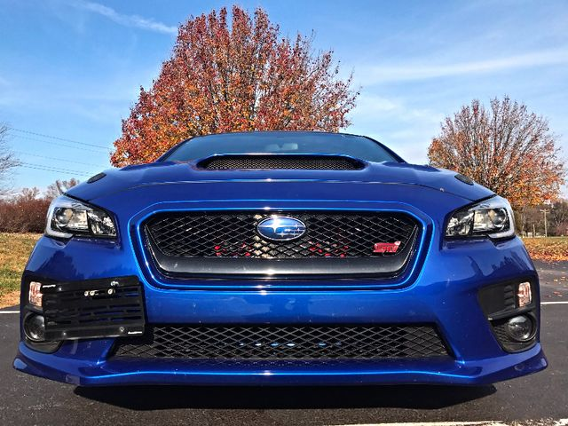 2016 Subaru WRX  STI Leesburg, Virginia 6