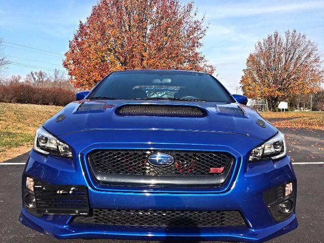 2016 Subaru WRX  STI Leesburg, Virginia 8