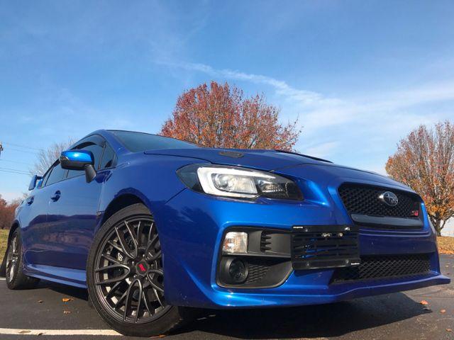 2016 Subaru WRX  STI Leesburg, Virginia 0