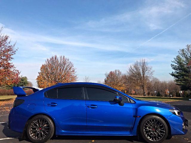 2016 Subaru WRX  STI Leesburg, Virginia 4