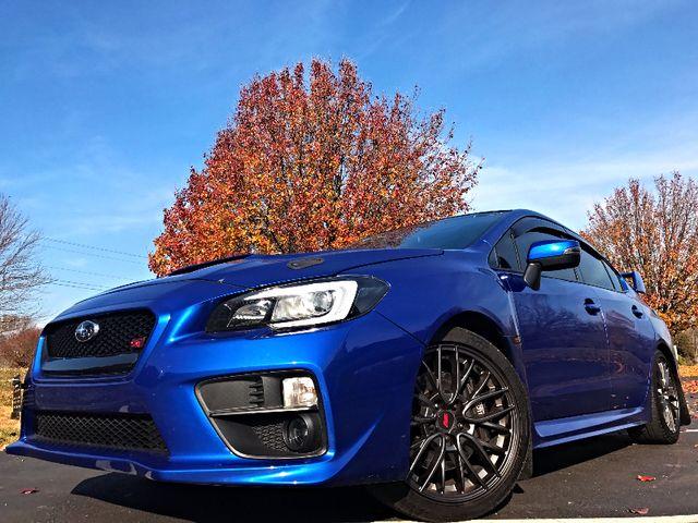 2016 Subaru WRX  STI Leesburg, Virginia 1