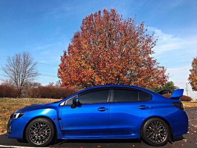 2016 Subaru WRX  STI Leesburg, Virginia 5