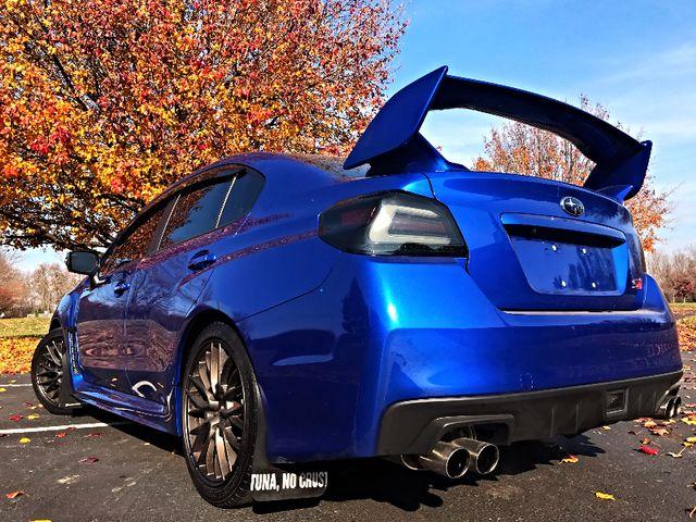 2016 Subaru WRX  STI Leesburg, Virginia 2