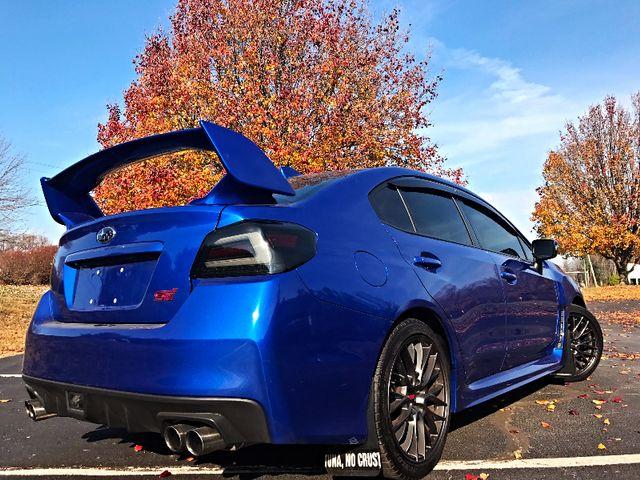 2016 Subaru WRX  STI Leesburg, Virginia 3