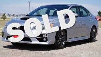 2016 Subaru WRX in Lubbock Texas