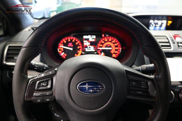 2016 Subaru WRX STI Limited Merrillville, Indiana 17