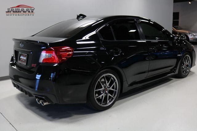 2016 Subaru WRX STI Limited Merrillville, Indiana 4