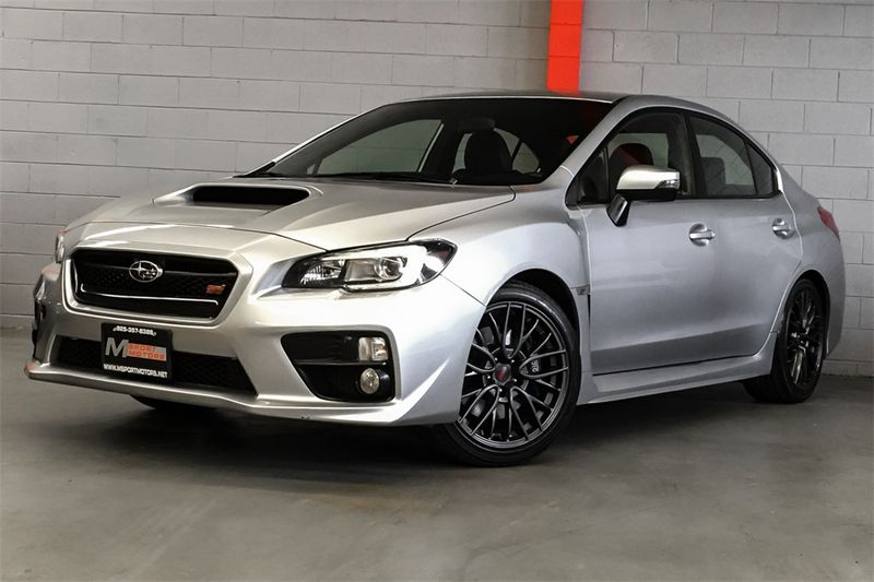 2016 Subaru WRX STI STi Limited  city CA  M Sport Motors  in Walnut Creek, CA