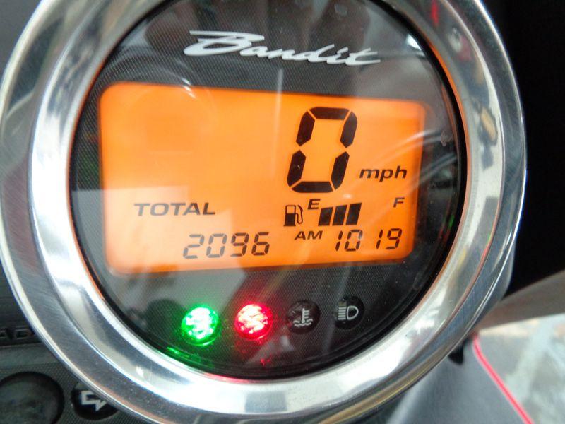 2016 Suzuki Bandit S  1250  Oklahoma  Action PowerSports  in Tulsa, Oklahoma