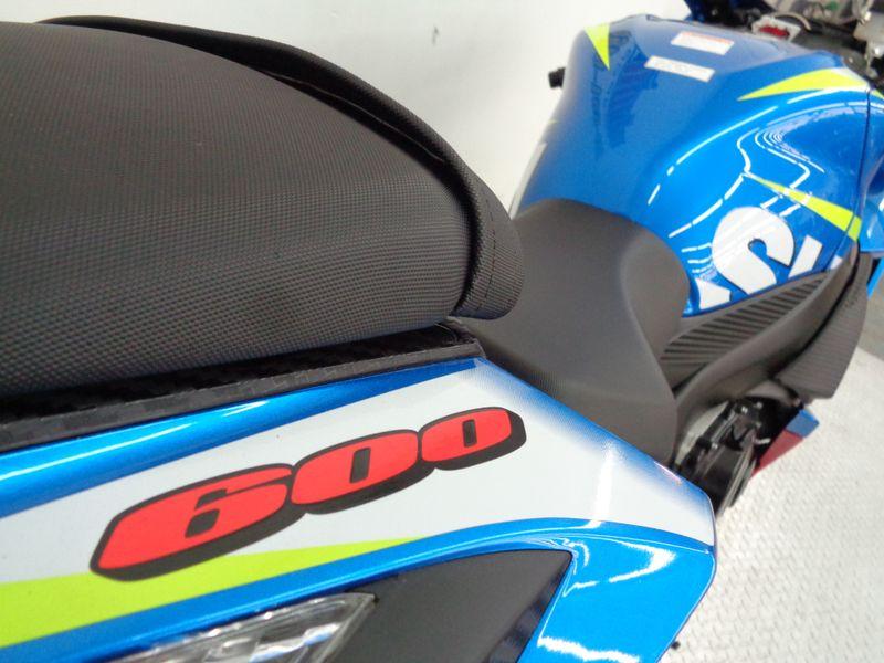 2016 Suzuki GSX-R 600   Oklahoma  Action PowerSports  in Tulsa, Oklahoma