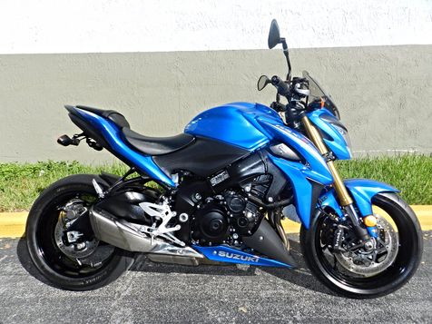 2016 Suzuki GSX-S 1000 ABS  GSX-S1000AL6 ABS  in Hollywood, Florida