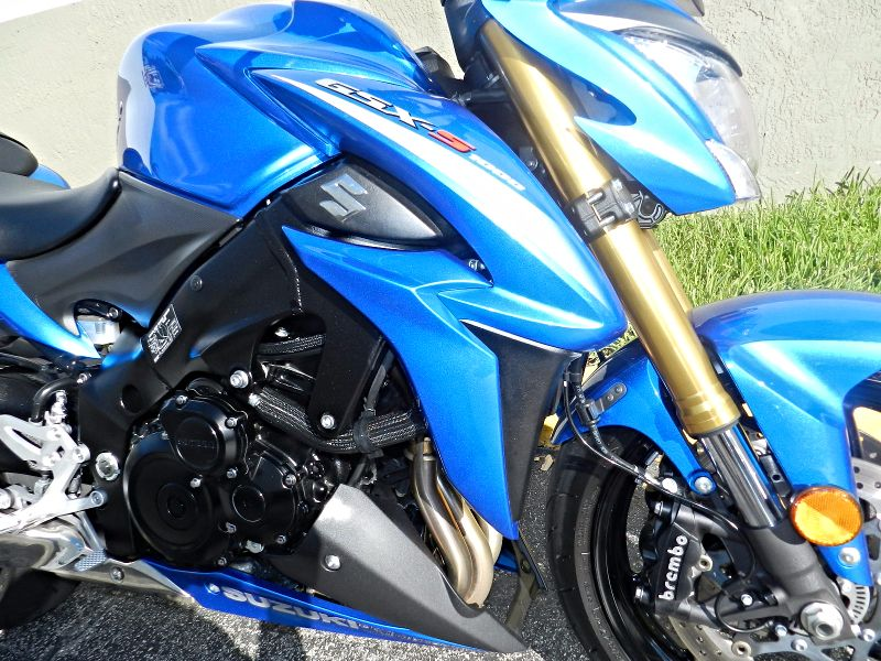 2016 Suzuki GSX-S 1000 ABS  GSX-S1000AL6 ABS   city Florida  MC Cycles  in Hollywood, Florida