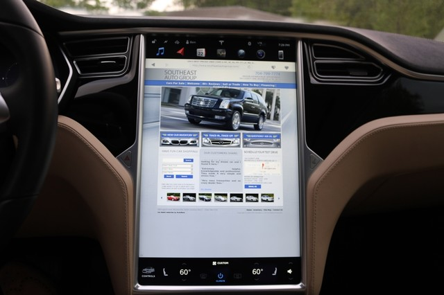 2016 Tesla Model S 85 Mooresville, North Carolina 42