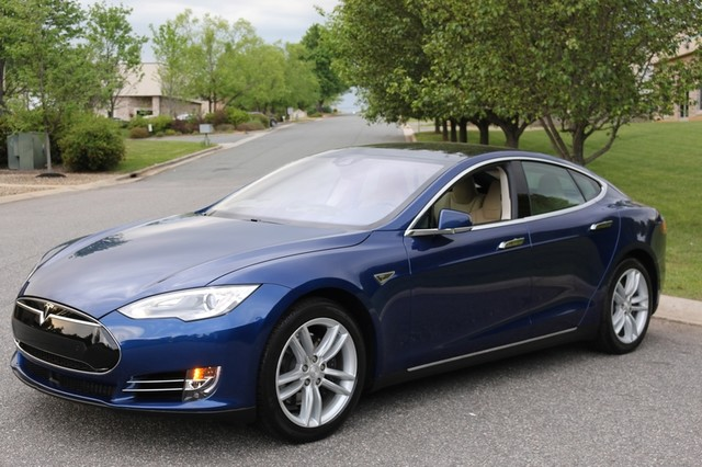 2016 Tesla Model S 85 Mooresville, North Carolina 87