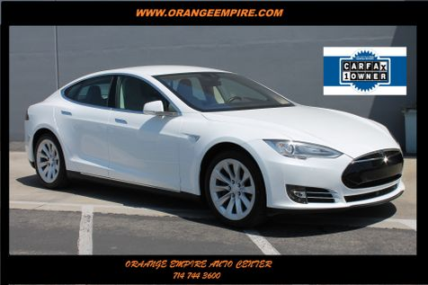 2016 Tesla Model S P90D in Orange, CA