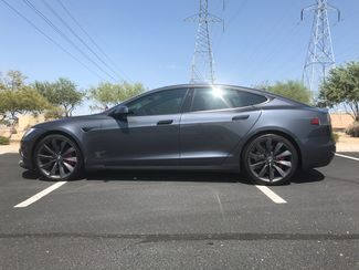 2016 Tesla Model S P100D Scottsdale, Arizona 1