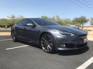 2016 Tesla Model S P100D Scottsdale, Arizona 3
