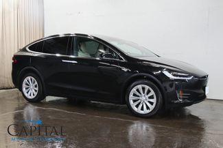 2016 Tesla Model X 90D AWD Electric Luxury SUV w/ in Eau Claire, Wisconsin