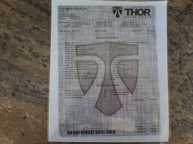 2016 Thor AXIS 24.2 San Antonio, Texas 42