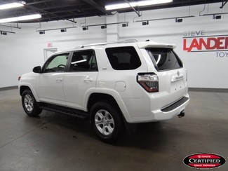 2016 Toyota 4Runner SR5 Little Rock, Arkansas 4