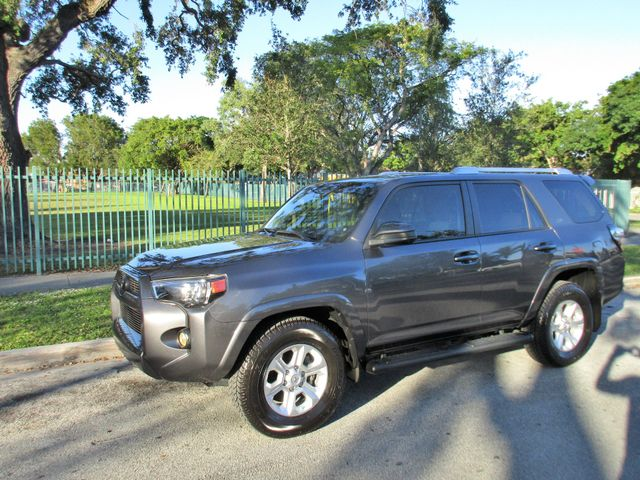 2016 Toyota 4Runner SR5 Come and visit us at oceanautosalescom for our expanded inventoryThis of