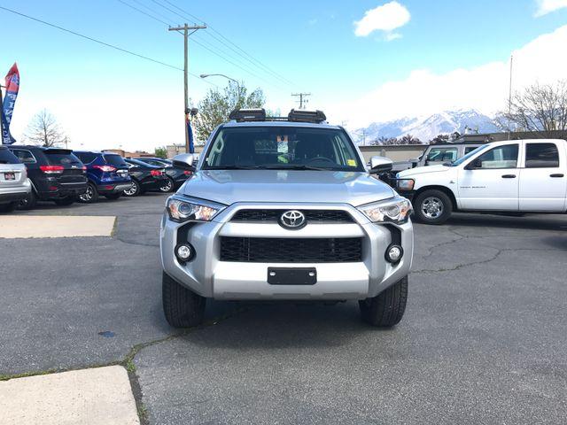 2016 Toyota 4Runner SR5 Ogden, Utah 5