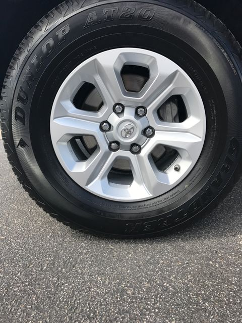 2016 Toyota 4Runner SR5 Ogden, Utah 9