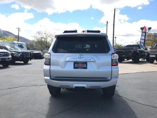 2016 Toyota 4Runner SR5 Ogden, Utah 4