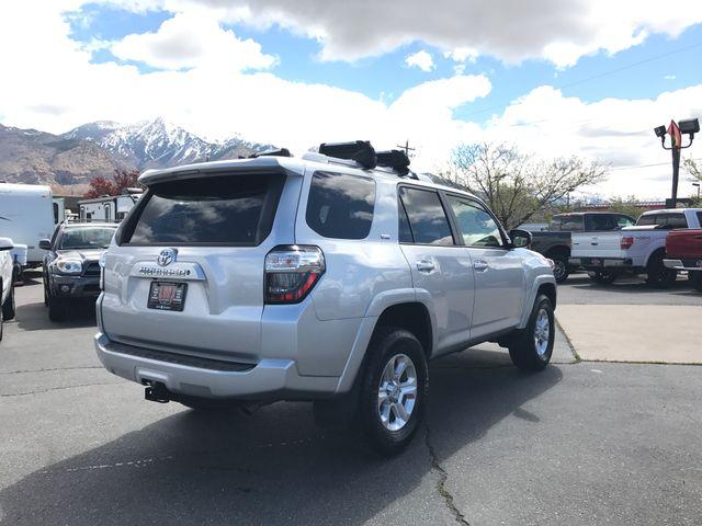 2016 Toyota 4Runner SR5 Ogden, Utah 1