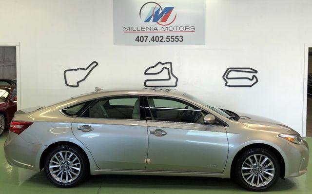 2016 Toyota Avalon Hybrid Limited Longwood, FL 11