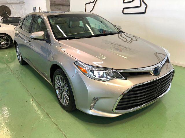 2016 Toyota Avalon Hybrid Limited Longwood, FL 2