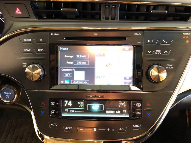 2016 Toyota Avalon Hybrid Limited Longwood, FL 20