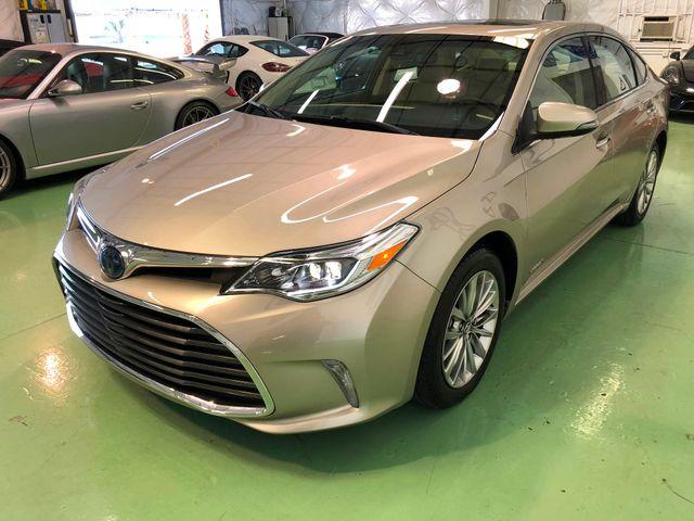 2016 Toyota Avalon Hybrid Limited Longwood, FL 5