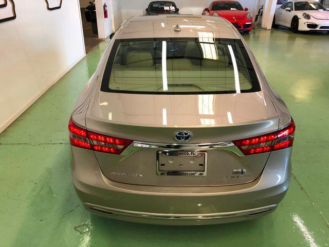2016 Toyota Avalon Hybrid Limited Longwood, FL 8