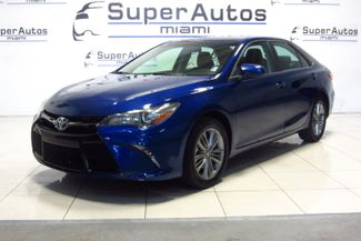 2016 Toyota Camry SE Doral (Miami Area), Florida 1