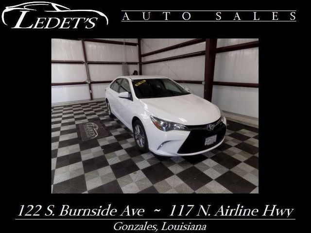 2016 Toyota Camry SE - Ledet's Auto Sales Gonzales_state_zip in Gonzales Louisiana