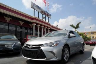 2016 Toyota Camry XLE Hialeah, Florida