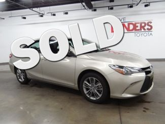 2016 Toyota Camry SE Little Rock, Arkansas