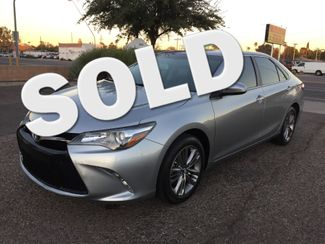 2016 Toyota Camry SE LOADED 5 YEAR/60,000 MILE FACTORY POWERTRAIN WARRANTY Mesa, Arizona