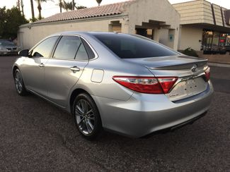 2016 Toyota Camry SE LOADED 5 YEAR/60,000 MILE FACTORY POWERTRAIN WARRANTY Mesa, Arizona 2