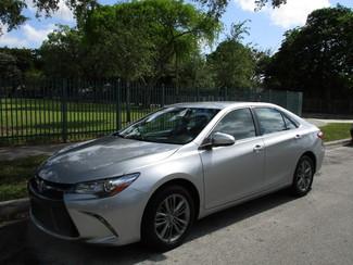 2016 Toyota Camry XLE Miami, Florida