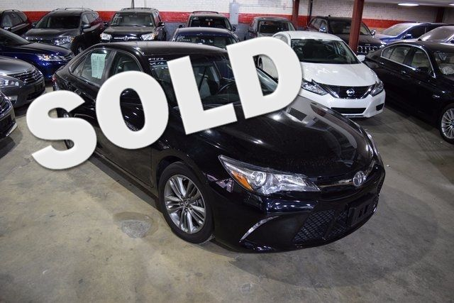 2016 Toyota Camry LE Richmond Hill, New York 0