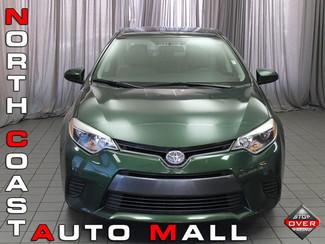 2016 Toyota Corolla 4dr Sedan CVT LE in Akron, OH