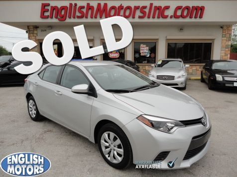 2016 Toyota Corolla L in Brownsville, TX