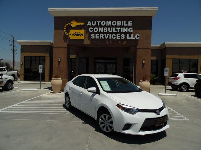 2016 Toyota Corolla LE Plus Bullhead City, Arizona 0
